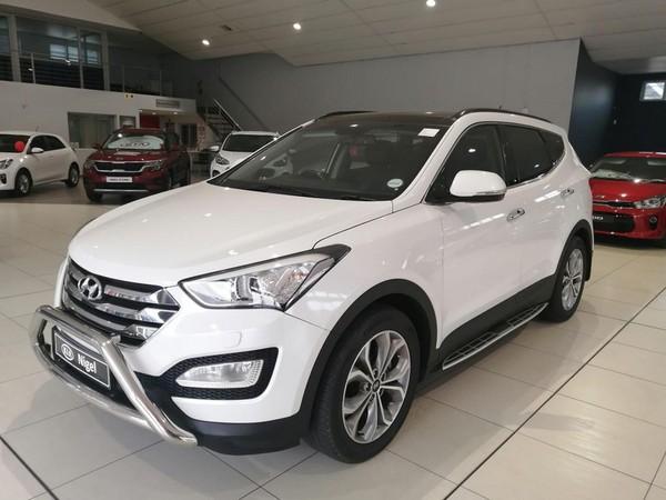2014 Hyundai Santa Fe R2.2 Awd Elite 7s At  Gauteng Nigel_0