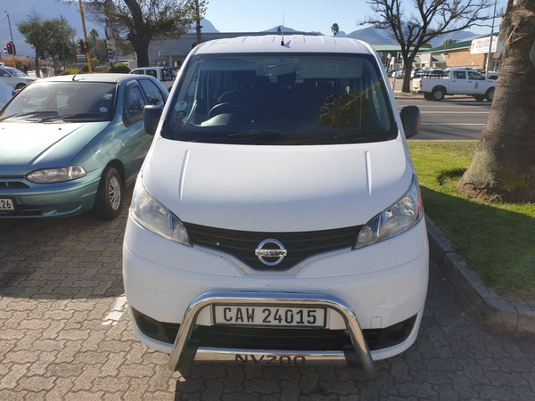 2014 Nissan NV200 1.6i Visia 7 Seater Western Cape George_0