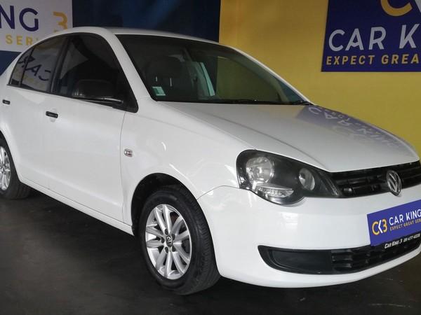 2012 Volkswagen Polo Vivo 1.6 Trendline Gauteng Roodepoort_0