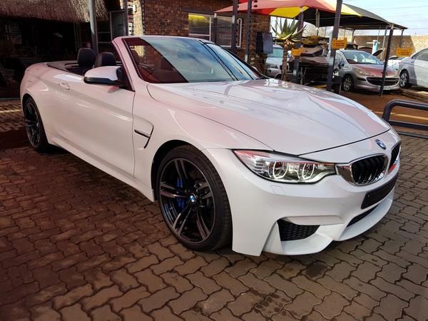 2016 BMW M4 Convertible M-DCT Gauteng Meyerton_0