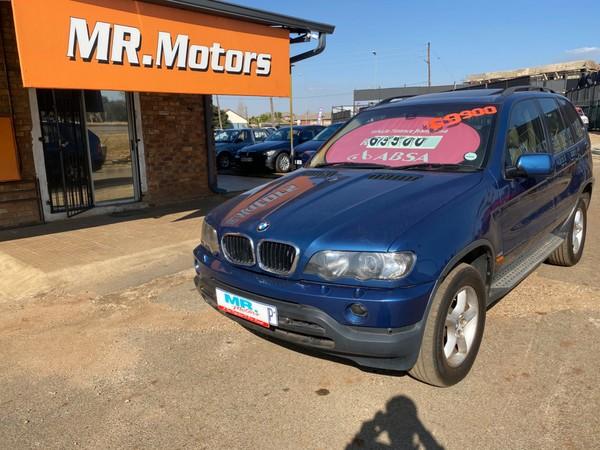 2001 BMW X5 3.0 Activity  Gauteng Centurion_0