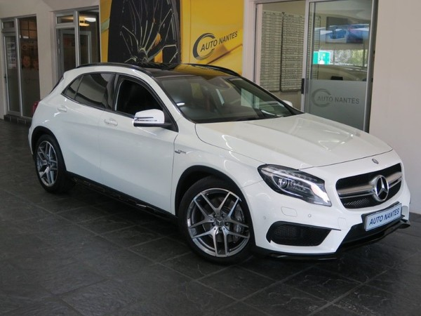 2015 Mercedes-Benz GLA-Class 45 AMG Western Cape Paarl_0