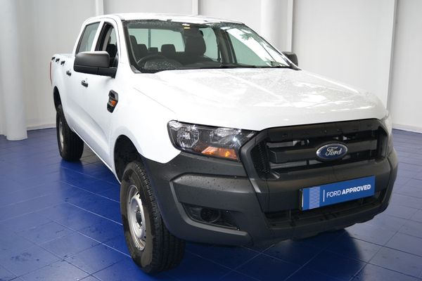 2020 Ford Ranger 2.2TDCi Double Cab Bakkie Western Cape Cape Town_0