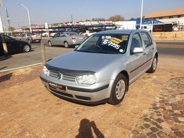 2001 Volkswagen Golf 4 1.6 Comfortline  Gauteng Boksburg_0