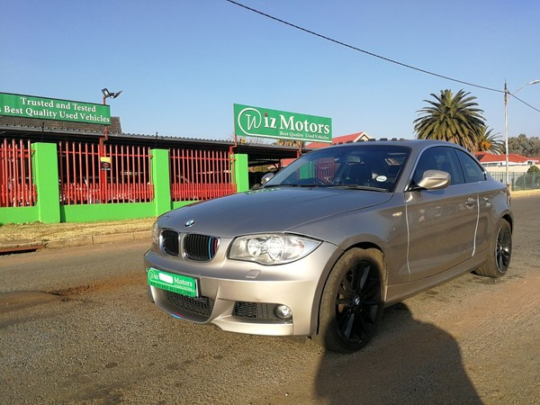2011 BMW 1 Series 125i Coupe At  Gauteng Kempton Park_0