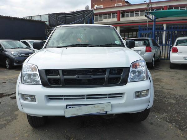 2006 Isuzu KB Series Kb 250dc Fleetside Pu Sc  Gauteng Johannesburg_0