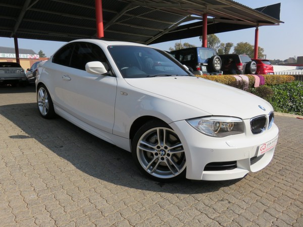 2013 BMW 1 Series 135i Coupe Sport At  Gauteng Randburg_0