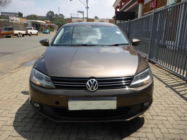 2014 Volkswagen Jetta Vi 1.4 Tsi Highline  Gauteng Johannesburg_0