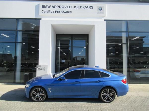 2017 BMW 4 Series 440i Gran Coupe M Sport Auto Gauteng Midrand_0