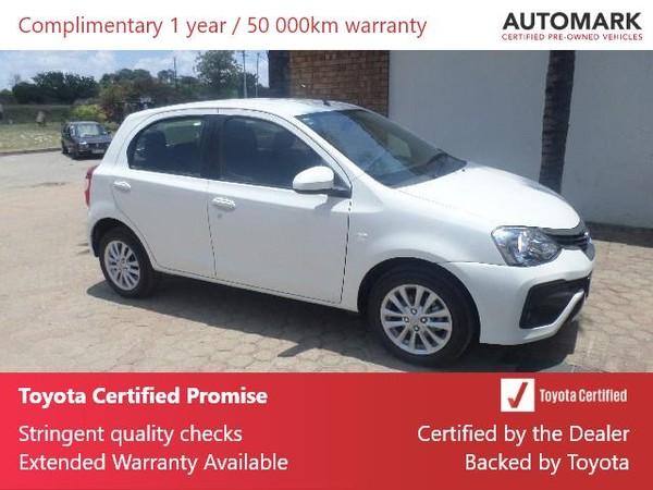 2020 Toyota Etios 1.5 Xs 5dr  Limpopo Messina_0