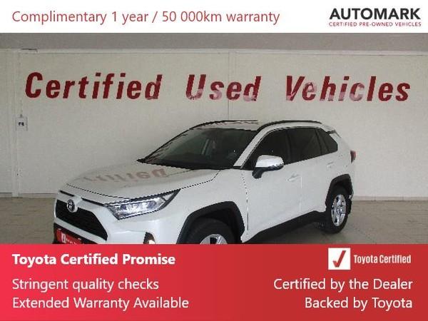 2020 Toyota Rav 4 2.0 GX CVT Free State Bothaville_0
