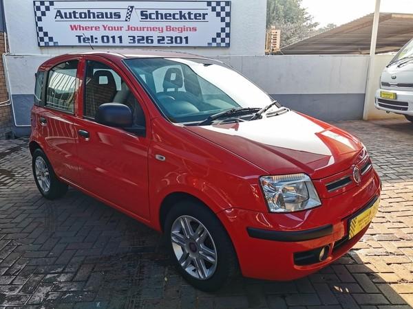 2012 Fiat Panda 1.2 Young  Gauteng Randburg_0