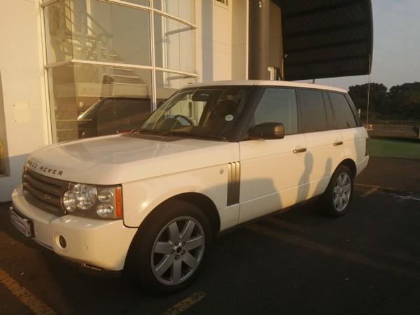 2008 Land Rover Range Rover Tdv8  Kwazulu Natal Mount Edgecombe_0