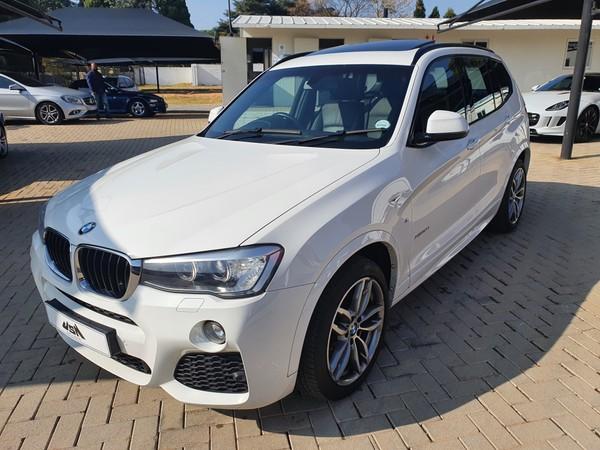 2015 BMW X3 xDRIVE20d M Sport Auto Gauteng Sandton_0