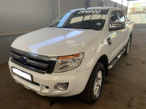 2014 Ford Ranger 3.2tdci Xlt 4x4 Pu Dc  Gauteng Randburg_0