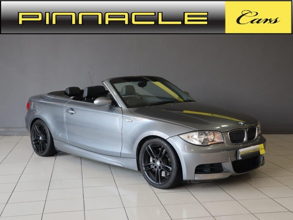 2009 BMW 1 Series 135i Convert Sport At  Gauteng Sandton_0