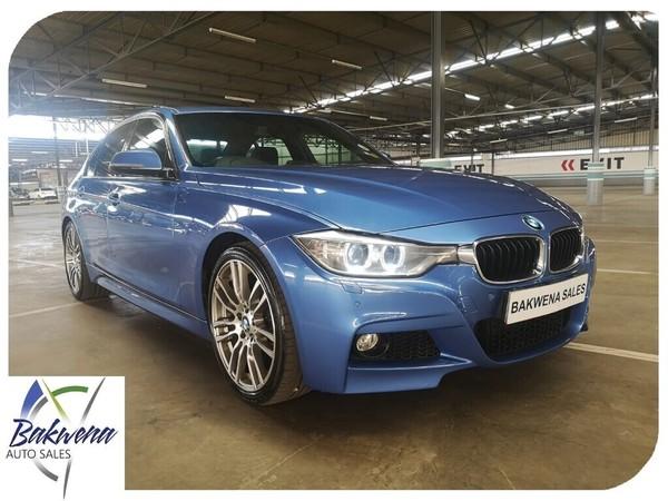 2014 BMW 3 Series 320i M Sport Line At f30  Gauteng Karenpark_0