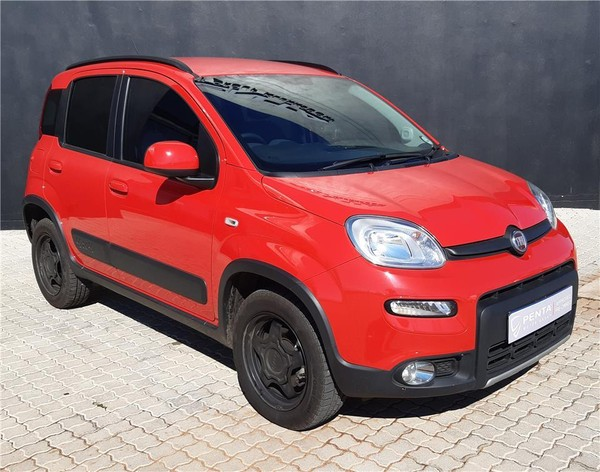 2020 Fiat Panda 900T 4x4 North West Province Klerksdorp_0