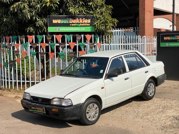 2003 Mazda 323 130 Sedan  Gauteng Pretoria West_0