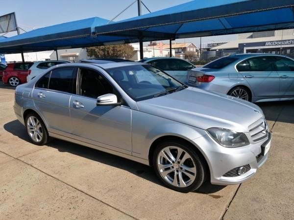 2013 Mercedes-Benz C-Class C200 Be Classic At  Gauteng Vereeniging_0