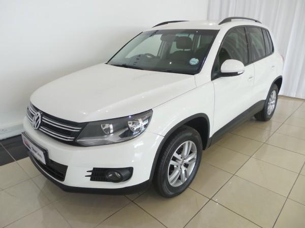 2012 Volkswagen Tiguan 1.4 Tsi Bmo Tren-fun 90kw  Gauteng Pretoria_0
