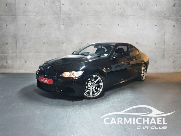 2012 BMW M3 Coupe M-dct  Western Cape Western Cape_0