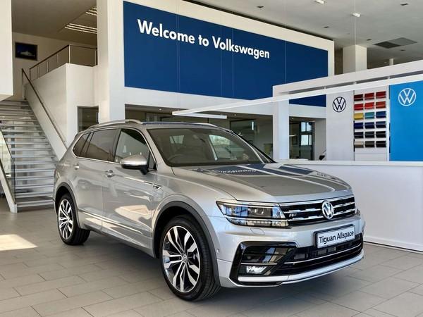 2020 Volkswagen Tiguan Allspace 2.0 TSI Highline 4MOT DSG 162KW Eastern Cape Jeffreys Bay_0