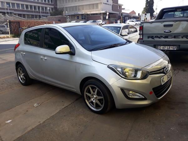 2013 Hyundai i20 1.4 Fluid  Gauteng Jeppestown_0