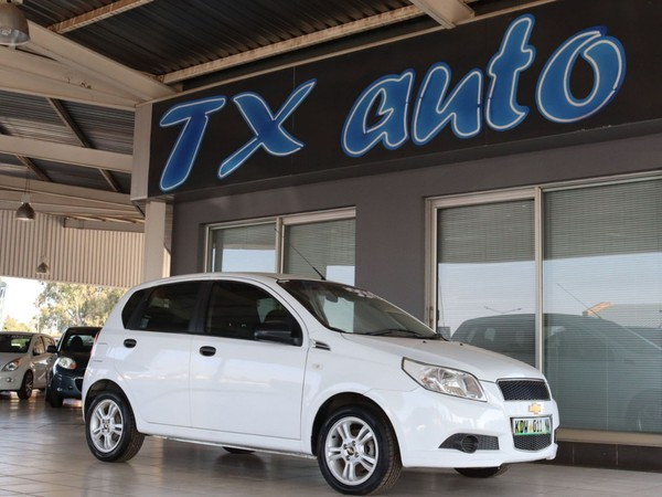 2014 Chevrolet Aveo 1.6 L 5dr  North West Province Potchefstroom_0