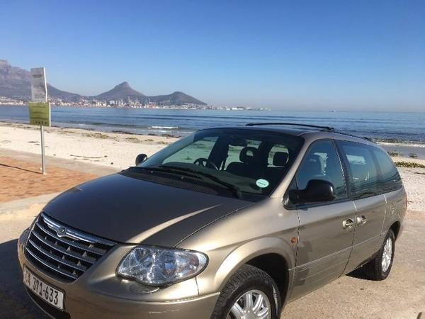 2006 Chrysler Grand Voyager 3.3 V6 Lwb At Western Cape Cape Town_0