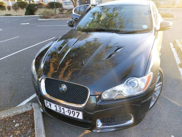 2011 Jaguar XFR 5.0 V8 Sc  Western Cape Durbanville_0