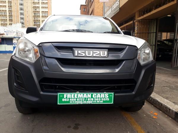 2019 Isuzu D-MAX 250 HO Fleetside Safety SC DS Gauteng Johannesburg_0