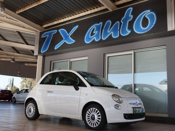 2012 Fiat 500 1.4 Lounge  North West Province Potchefstroom_0