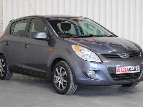 2012 Hyundai i20 1.6  Gauteng Kempton Park_0