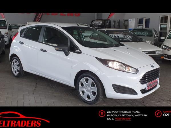 2016 Ford Fiesta 1.0 Ecoboost Ambiente Powershift 5-Door Western Cape Parow_0