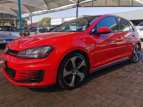 2013 Volkswagen Golf VII GTi 2.0 TSI DSG Gauteng Pretoria_0