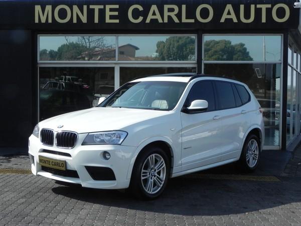 2012 BMW X3 Xdrive20d  M-sport At  Gauteng Sandton_0
