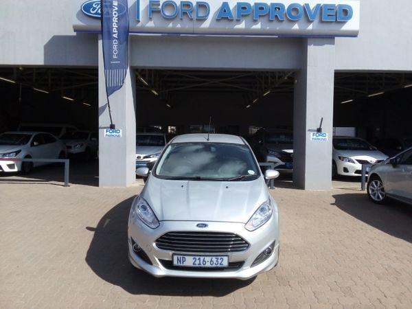 2017 Ford Fiesta 1.0 Ecoboost Titanium 5dr  Limpopo Nylstroom_0