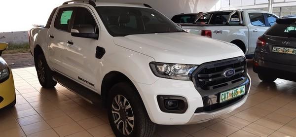 2020 Ford Ranger 2.0TDCi Wildtrak Auto Double Cab Bakkie Northern Cape Kimberley_0