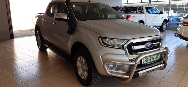 2016 Ford Ranger 3.2TDCi XLT 4X4 Auto Double Cab Bakkie Northern Cape Kimberley_0