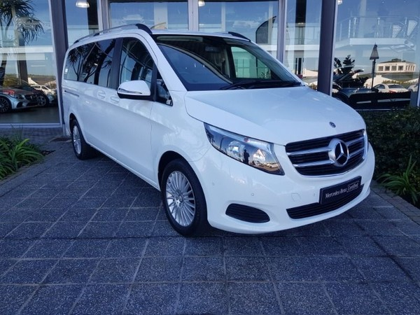 2018 Mercedes-Benz V-Class V250 Bluetech Auto Western Cape Somerset West_0