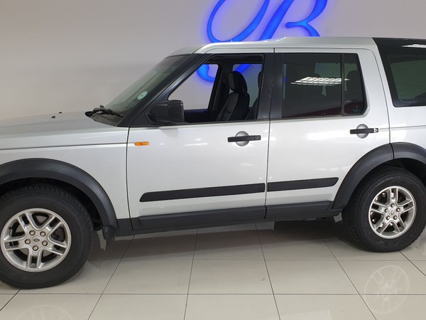 2008 Land Rover Discovery 3 V6 S At  Western Cape Cape Town_0