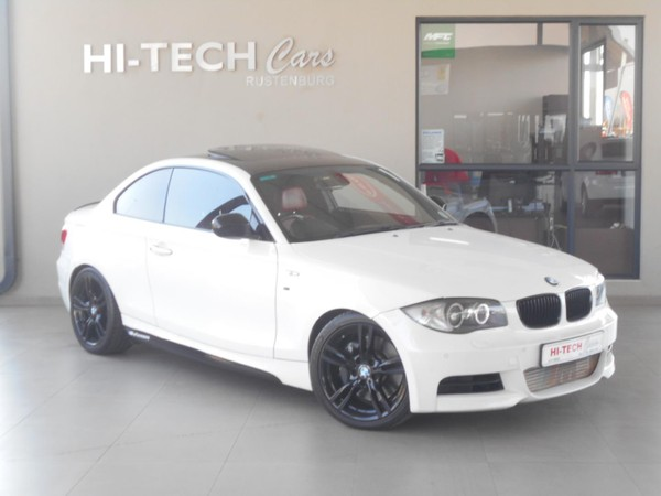2011 BMW 1 Series 135i Coupe At with Only 141000km North West Province Rustenburg_0
