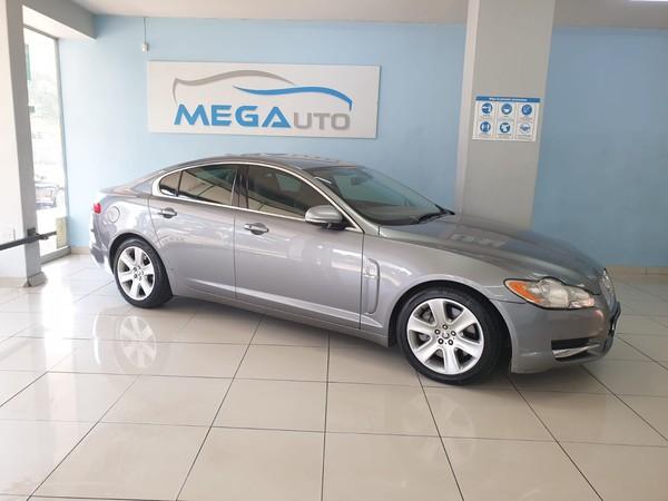 2009 Jaguar XF 3.0d S Premium Luxury  FSH Gauteng Benoni_0