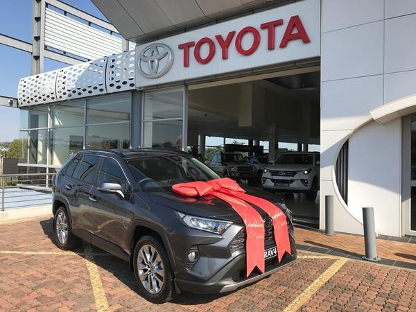 2020 Toyota Rav 4 2.0 GX-R CVT AWD Gauteng Sandton_0