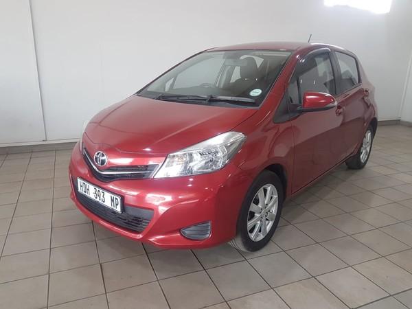 2013 Toyota Yaris 1.3 Xi 5dr  Mpumalanga Ermelo_0
