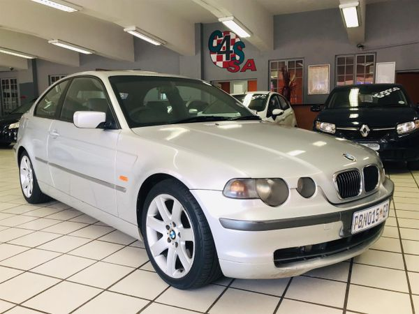 2003 BMW 3 Series 325ti e46  Gauteng Springs_0