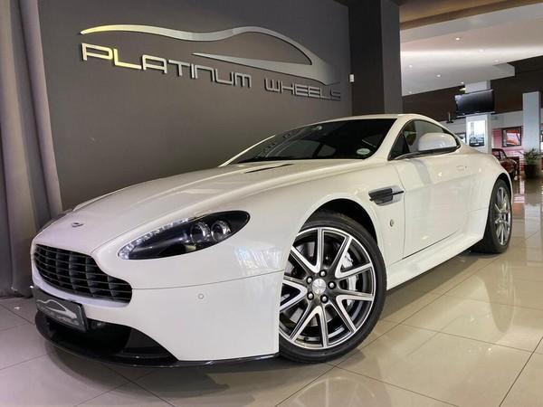 2011 Aston Martin Vantage Coupe Sshift  Gauteng Four Ways_0
