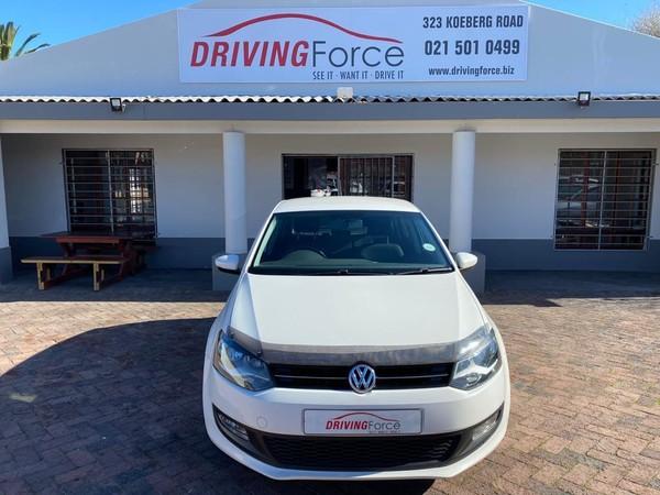 2013 Volkswagen Polo 1.4 Comfortline 5dr  Western Cape Wynberg_0