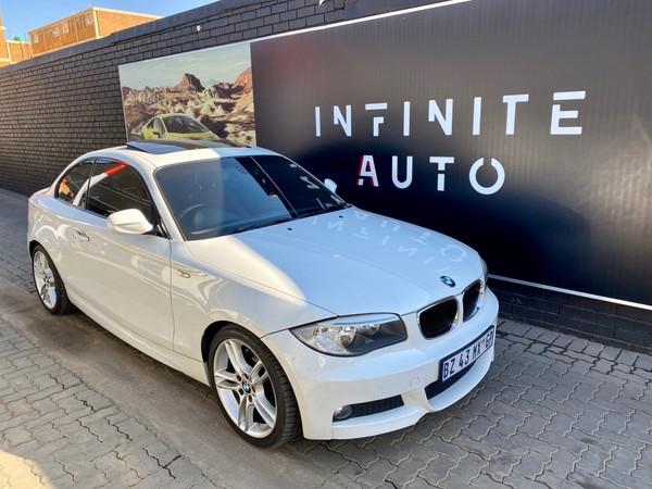 2012 BMW 1 Series 120d Coupe At  Gauteng Pretoria_0